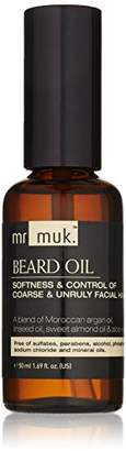 M:uk Muk Beard Oil