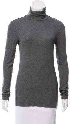 Theory Turtleneck Long Sleeve Top