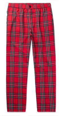 Stussy Bryan Checked Woven Trousers