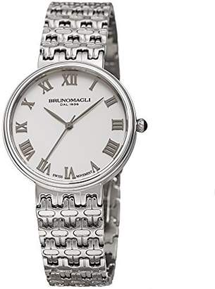 "Bruno Magli Women's Isabella 1101 Swiss Quartz Signature ""M"" Bracelet Watch"