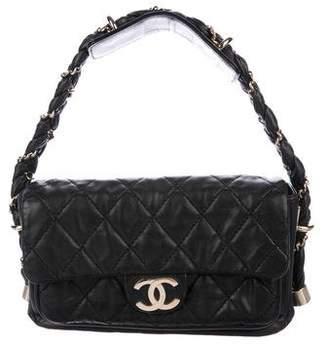 Chanel Lady Braid Flap Bag