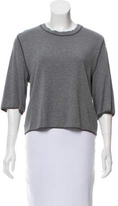 3.1 Phillip Lim Oversize Short Sleeve Top