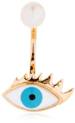 Delfina Delettrez Eye Mono Earring