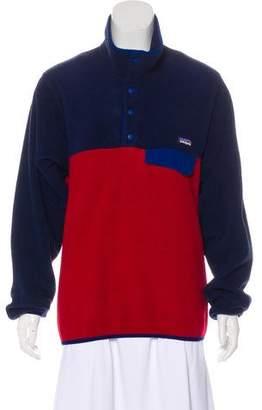 Patagonia Colorblock Fleece Sweater
