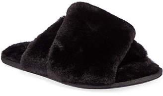 Sorel Hadley Slide Faux Slippers