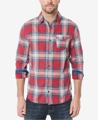 Buffalo David Bitton Men's Plaid Woven Shirt