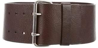 Barneys New York Barney's New York Leather Waist Belt