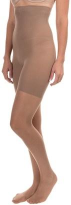 b.ella Shashi Sheer Shapewear Tights - High Rise (For Women) $7.99 thestylecure.com