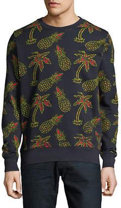 Wesc Miles Pineapple Sweatshirt