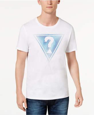 GUESS Men's Logo Print T-Shirt