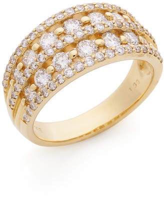 GIANTTI K18YG ダイヤモンド リング イエローゴールド 12