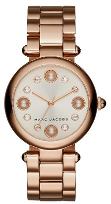 Women's Marc Jacobs Dotty Bracelet Watch, 34Mm $250 thestylecure.com