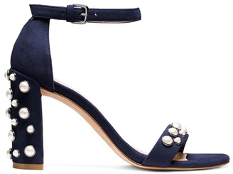 The Morepearls Sandal $455 thestylecure.com
