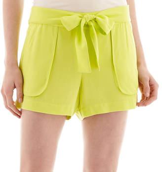 A.N.A Sash-Tie Soft Shorts