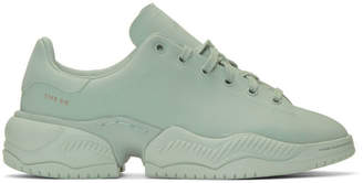 Oamc Green adidas Originals Edition Type O-2R Sneakers