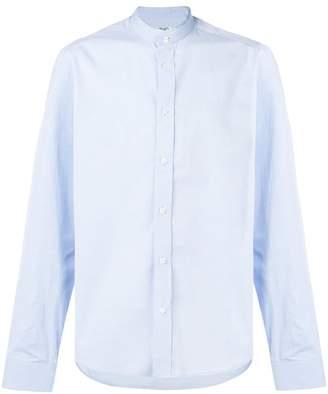 Kenzo mandarin collar shirt