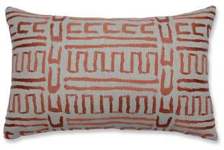 Pillow Perfect Primitive Sunset Throw Pillow