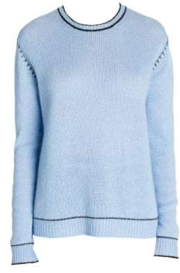 Marni Cashmere Button-Back Sweater