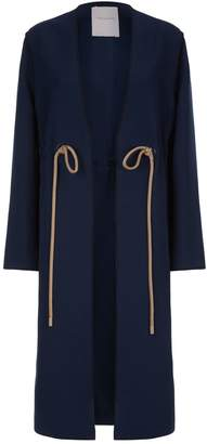 Roksanda Fleur Drawstring Coat
