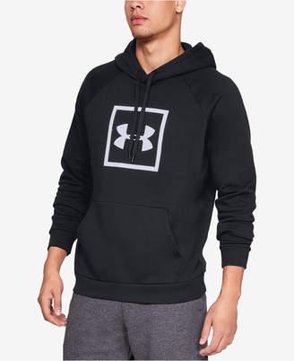 Under Armour Men's Fleece Logo Hoodie