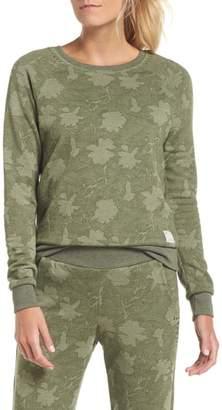Maaji Sleek Leaf Kale Sweatshirt
