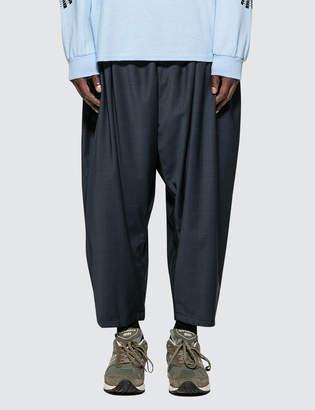 SASQUATCHfabrix. Big Silhouette Tapperd Pants