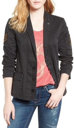 Women's Zadig & Voltaire Virginia Jacket $398 thestylecure.com