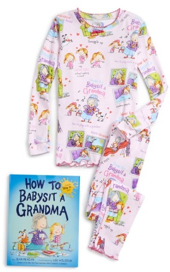 Style Name Books To Bed Madeline Fitted Two-Piece Pajamas   Book Set  (Toddler Girls 0cbd3e944