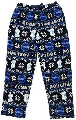 Asstd National Brand Holiday Sleep Pants Plush Pajama Pants