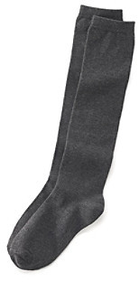 Relativity Solid Knee High Socks