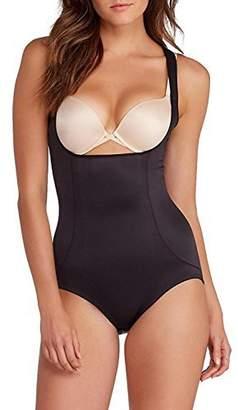 Miraclesuit Shape Away Extra Firm Control Torsette Bodysuit, L