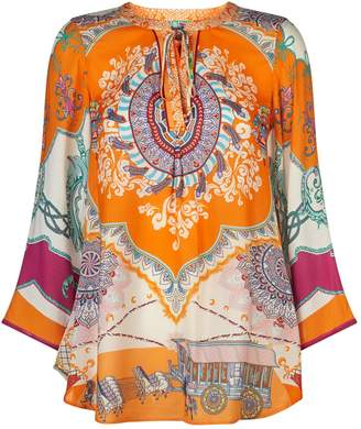 Hale Bob Willow Tunic Top