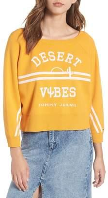 Tommy Jeans TJW Desert Vibes Tie Back Sweater