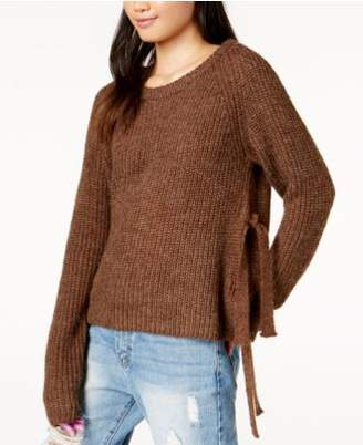 ASTR the Label Lexie Side-Tie Sweater