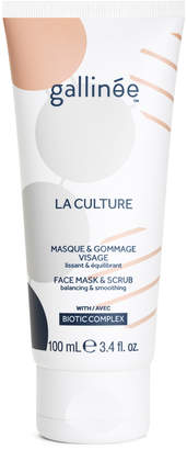 Gallinée La Culture Face Mask and Scrub 100ml