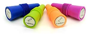 Rabbit Bottle Stoppers, Set of 4