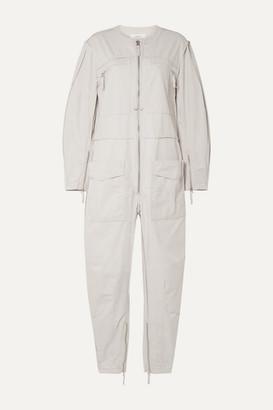 Etoile Isabel Marant Leiko Cotton-canvas Jumpsuit