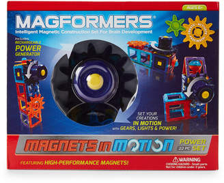 Magformers 22-Piece Magnets in Motion Power Set