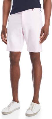 Bills Khakis Pink Summer Oxford Shorts