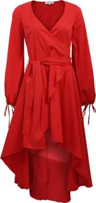 Caroline Constas Lena High Low Dress