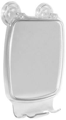 InterDesign Fog-Resistant Suction Mirror
