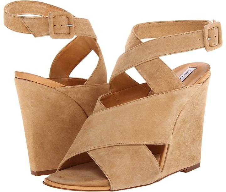 Diane von Furstenberg Diane von Furtenberg Wynne Women' Wedge Shoe