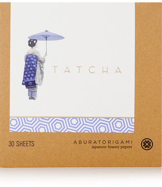 Tatcha - Aburatorigami Japanese Beauty Papers, 3 X 30 Sheets - one size $36 thestylecure.com