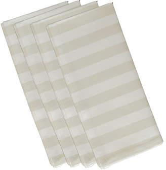 Northfield Rosecliff Heights Stripe Print Napkin