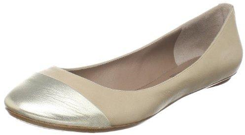 Belle by Sigerson Morrison Women's 6543 Cap-Toe Ballet Flat