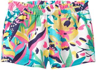 Crazy 8 Crazy8 Toddler Palm Paper Bag Shorts
