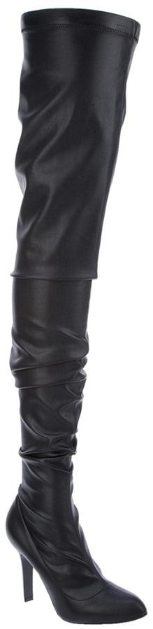 Stella Mccartney Thigh high boot