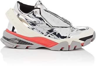 Calvin Klein Men's Rubber-Strap Specchio Leather Sneakers