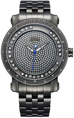 JBW Men's Hendrix Diamond & Crystal Watch