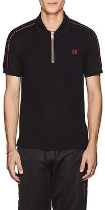 Givenchy Men's Cotton Piqué Polo Shirt